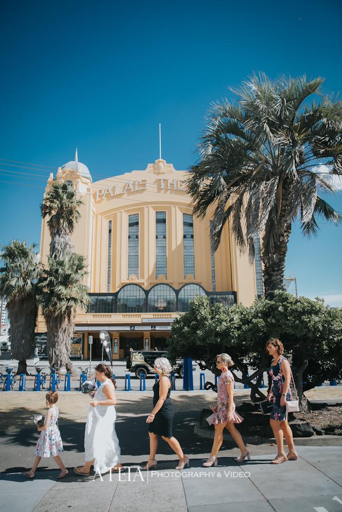 , Melbourne Wedding Photography – Luna Park