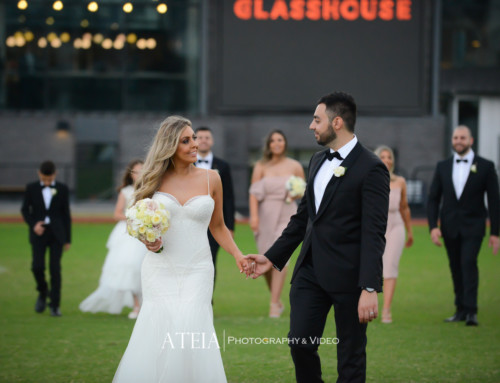Melbourne Wedding Photography – The Glasshouse / Annette of Melbourne