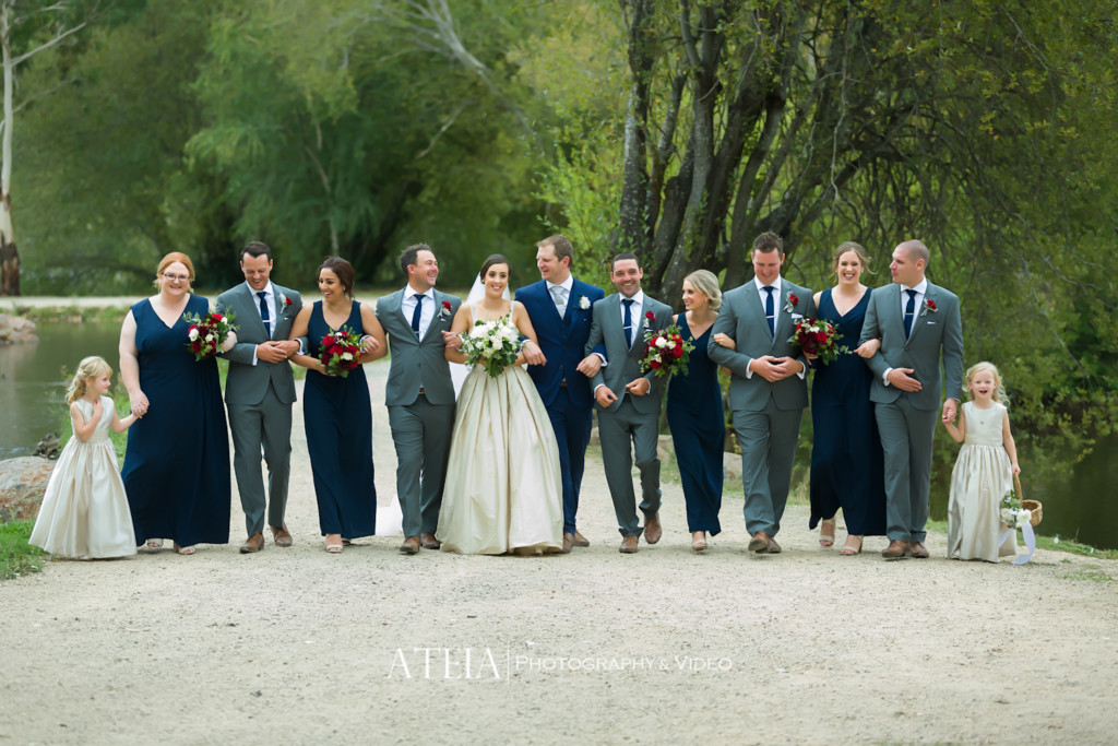 , Wedding Photography Daylesford – The Lake House / Jannifer Wu Couture