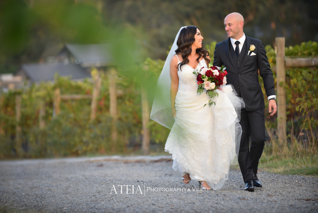 , Wedding Photography Melbourne – Vines at