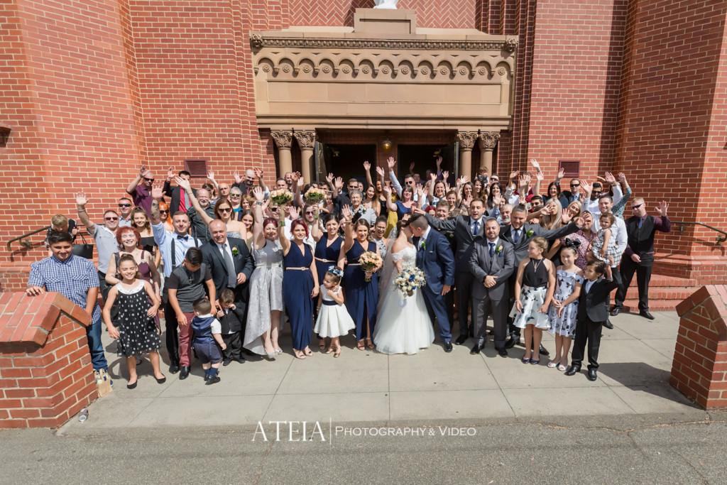 , Melbourne Wedding Photography – Sheldon Reception