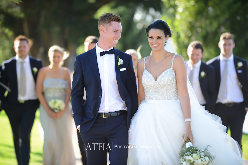 , Tom Lynch ties the knot with his gorgeous fiance Courtney at Carousel, Albert Park