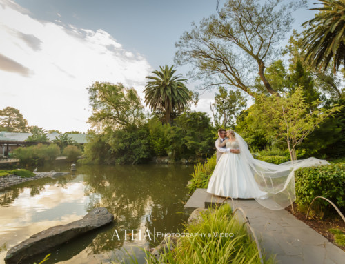 Melbourne Wedding Photography @ Melbourne Zoo