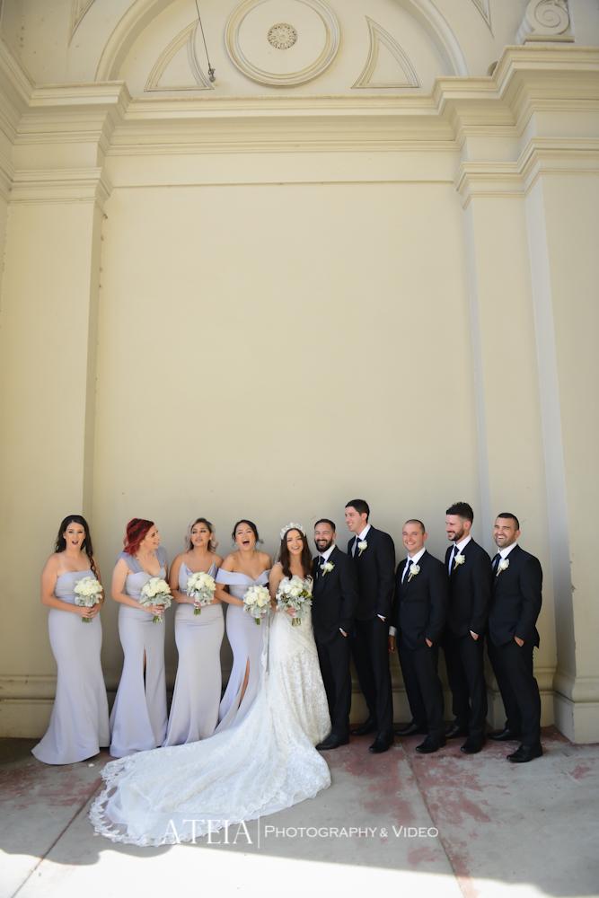 , Plaza Ballroom Wedding Photography Melbourne – Rafka and Adr