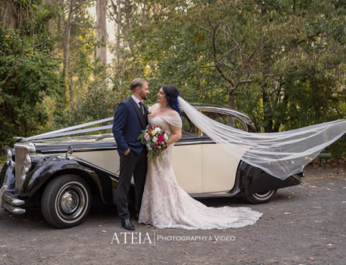 Wedding Photography at Chateau Wyuna by ATEIA Photography & Video