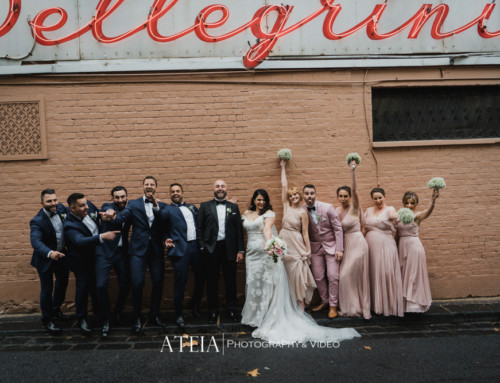 Wedding Photography by ATEIA Photography & Video at Brunswick Mess Hall