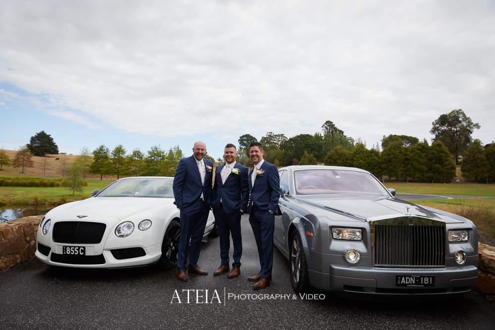 , Forest Edge Gembrook Wedding Photography by ATEIA Photography & Video