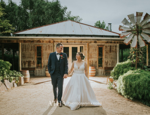 Wedding Photography Melbourne at Gum Gully Farm by ATEIA Photography & Video