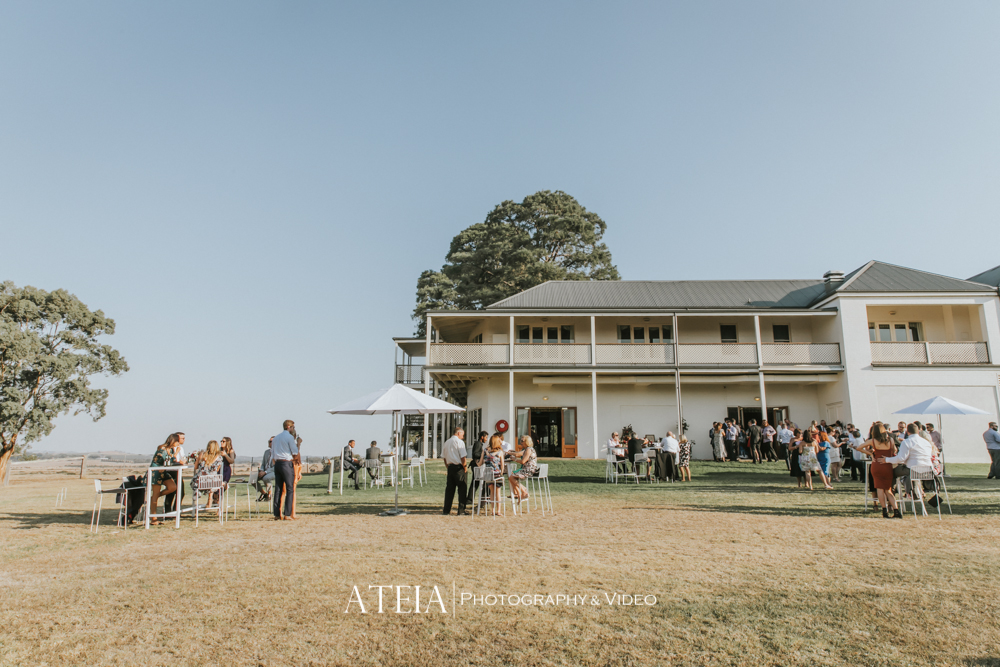 , Chateau Yering Wedding Photography by ATEIA Photography & Video