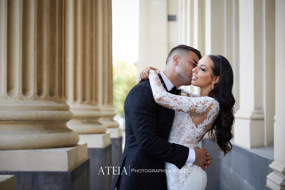 , Sheldon Receptions Wedding Photography by ATEIA Photography & Video / Little Paris Couture