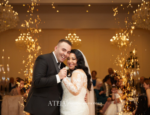 Manor on High Wedding Photography by ATEIA Photography & Video