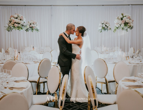 White Night Receptions Wedding Photography by ATEIA Photography & Video
