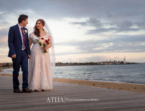 Encore St Kilda Wedding Photography by ATEIA Photography & Video