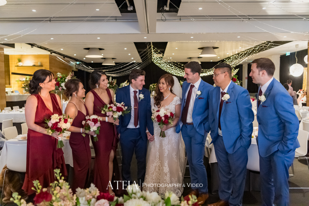 , Encore St Kilda Wedding Photography of Mary-Jane and James