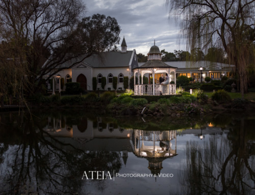 Ballara Receptions Wedding Photography by ATEIA Photography & Video