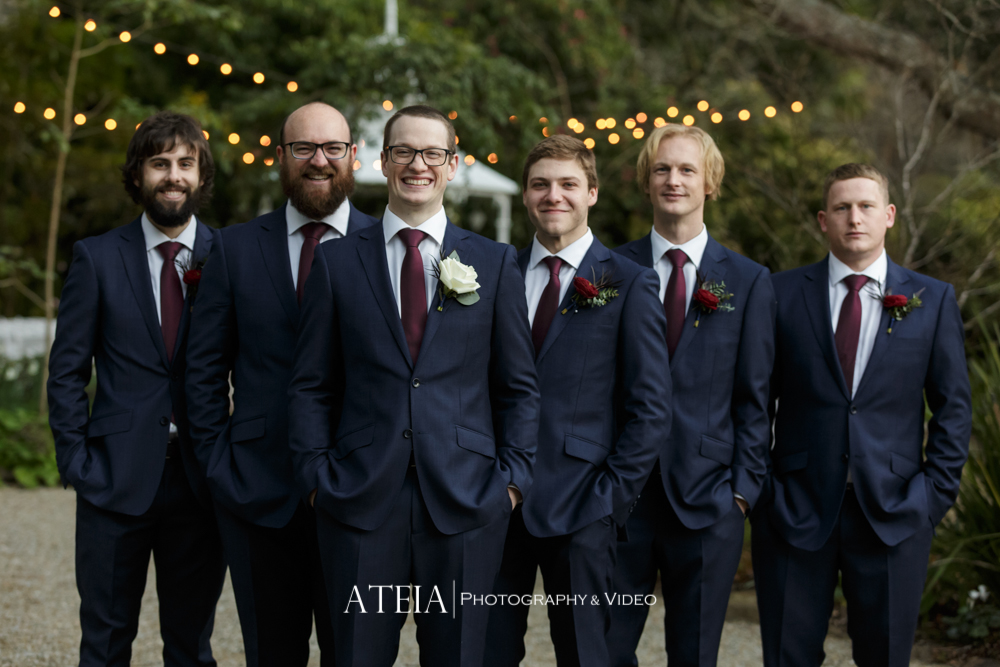 , Poets Lane Sherbrooke Wedding Photography by ATEIA Photography & Video
