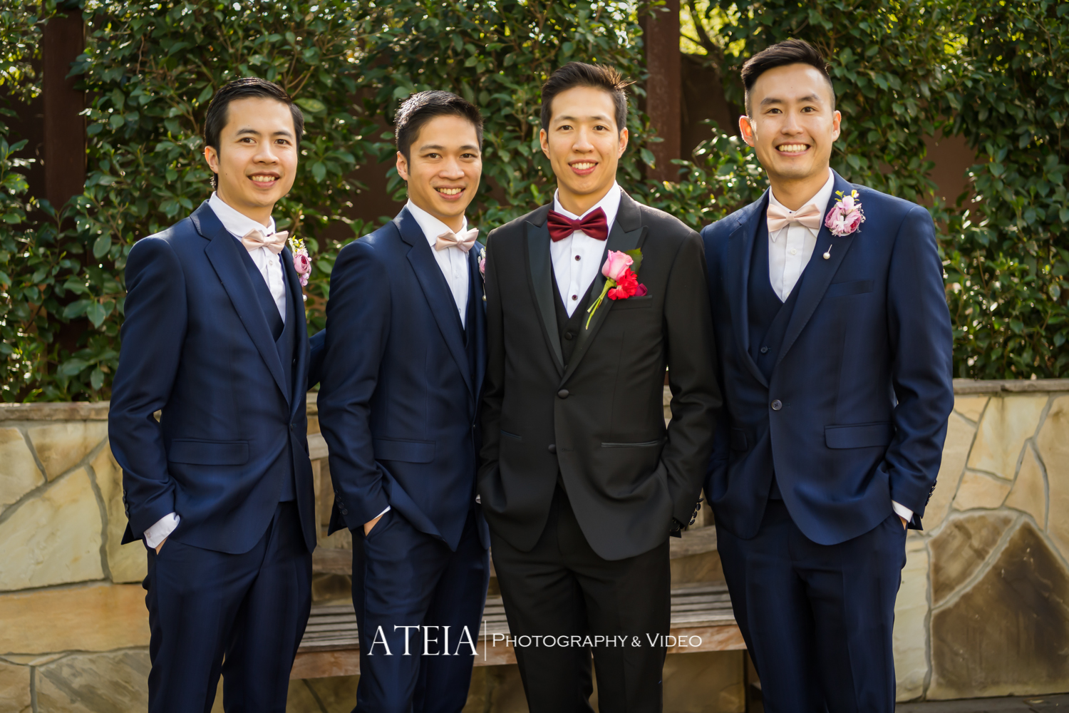 , Ballara Receptions Eltham Wedding Photography by ATEIA Photography & Video