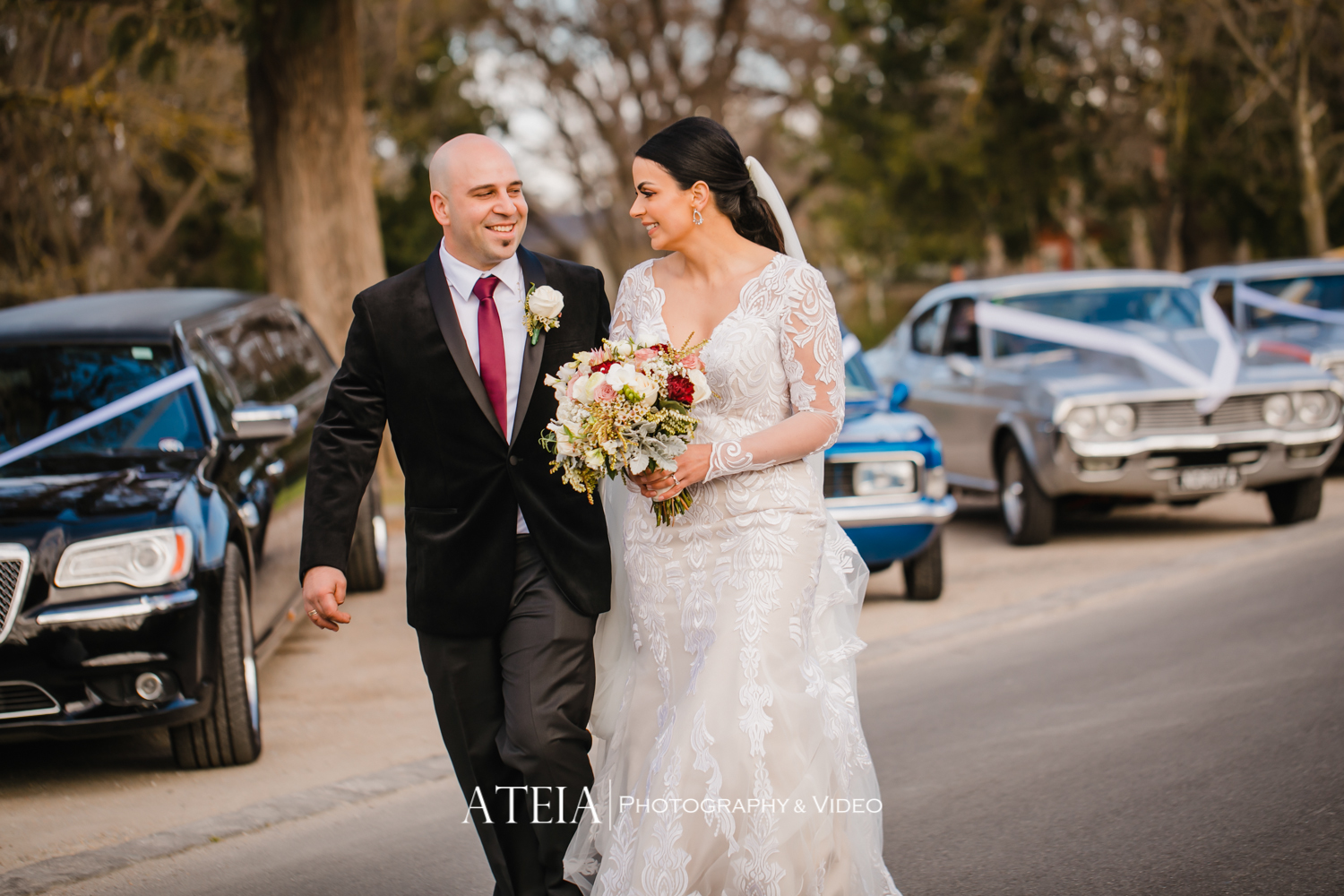 , Vogue Ballroom in Melbourne Wedding Photography by ATEIA
