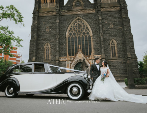 Grand Hyatt Wedding Photography Melbourne by ATEIA Photography & Video
