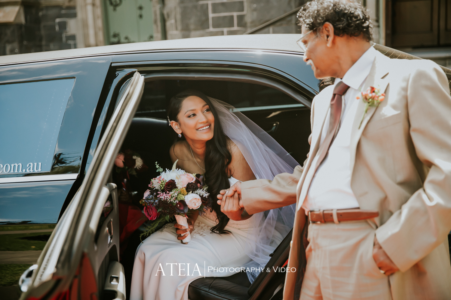 , Melbourne Wedding Photography in Vogue Ballroom by ATEIA Photography