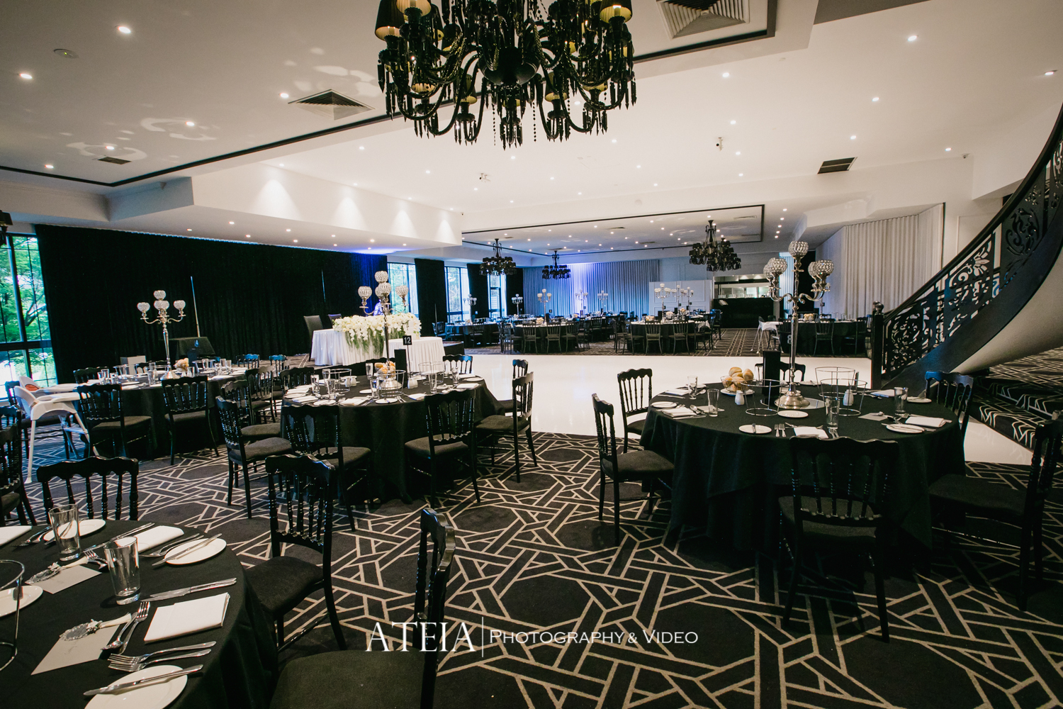 , Lakeside Receptions Wedding Photography by ATEIA Photography & Video