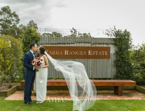 Yarra Ranges Estate Wedding Photography by ATEIA Photography