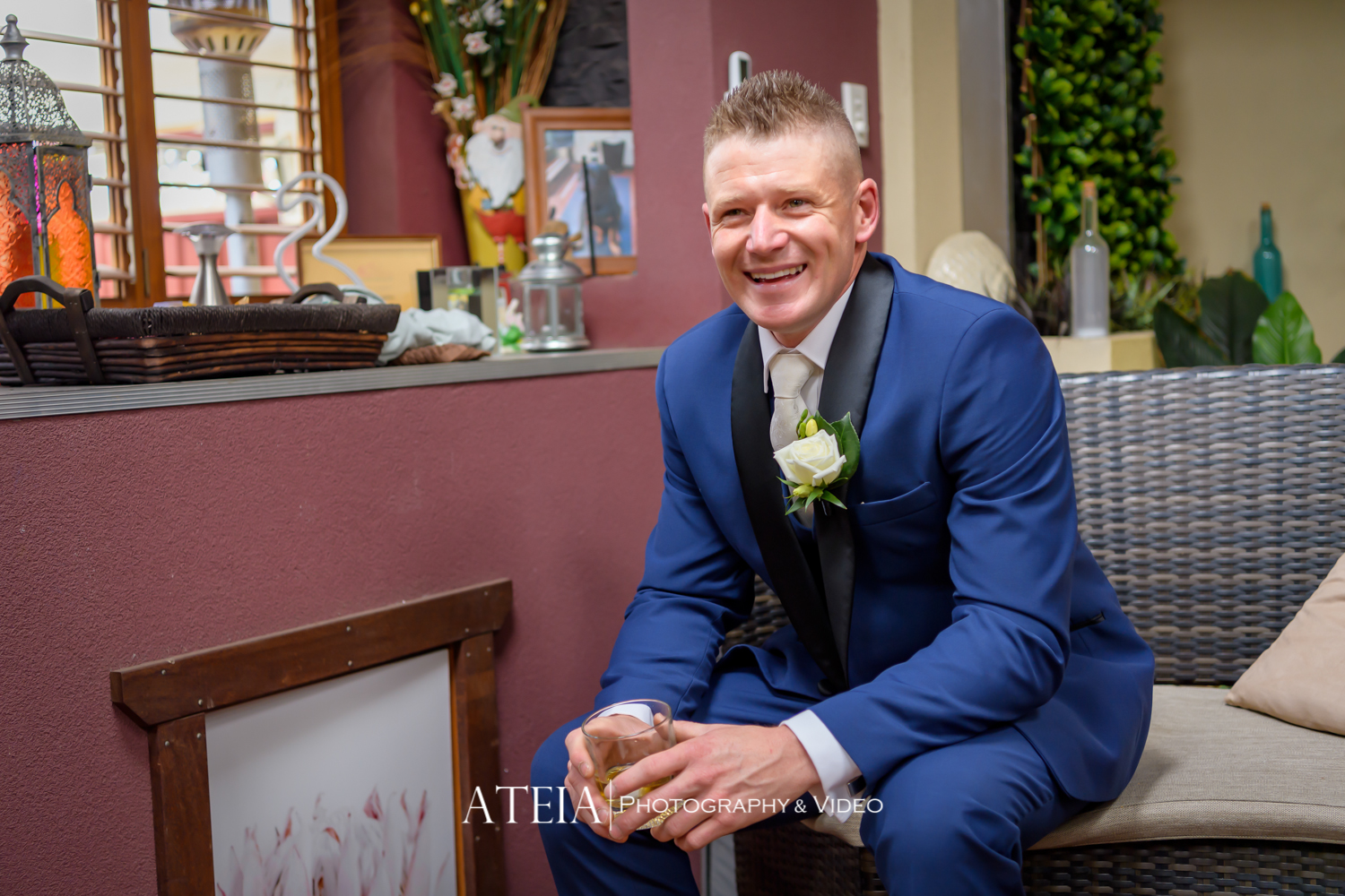 , Manor on High Wedding Photography Melbourne by ATEIA Photography & Video