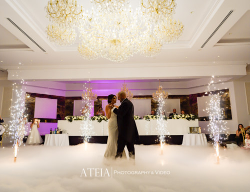 Sheldon Receptions Wedding Photography by ATEIA Photography & Video