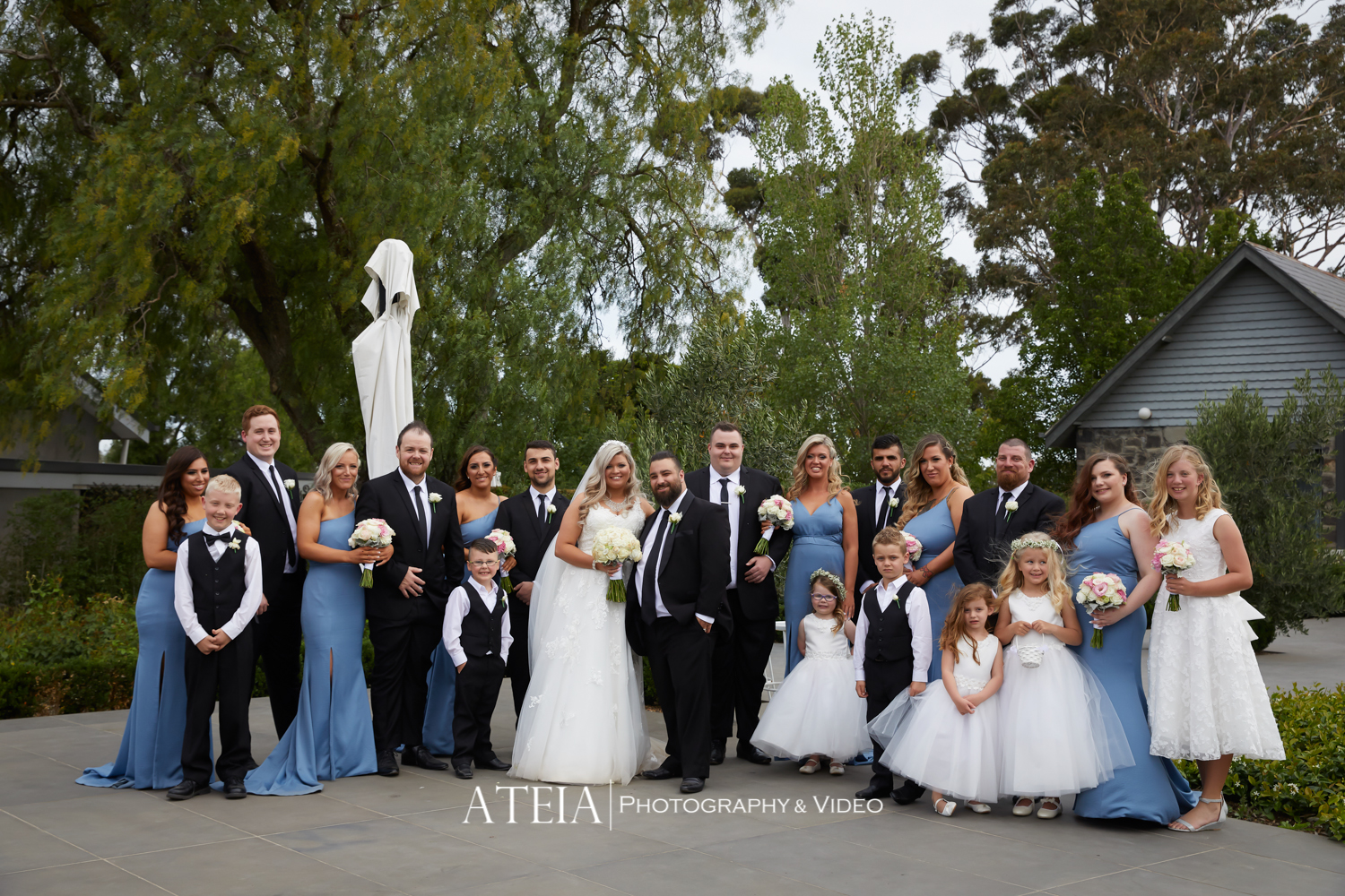 , Meadowbank Estate Wedding Photography Melbourne by ATEIA Photography & Video