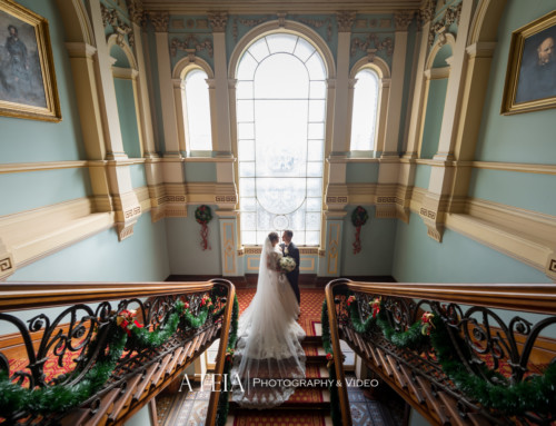 Werribee Mansion Wedding Photography by ATEIA Photography