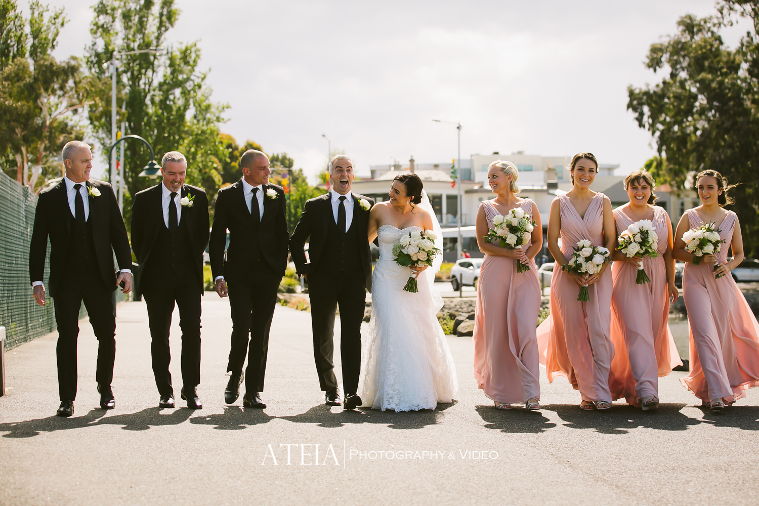 , Ascot House Wedding Photography Melbourne by ATEIA Photography