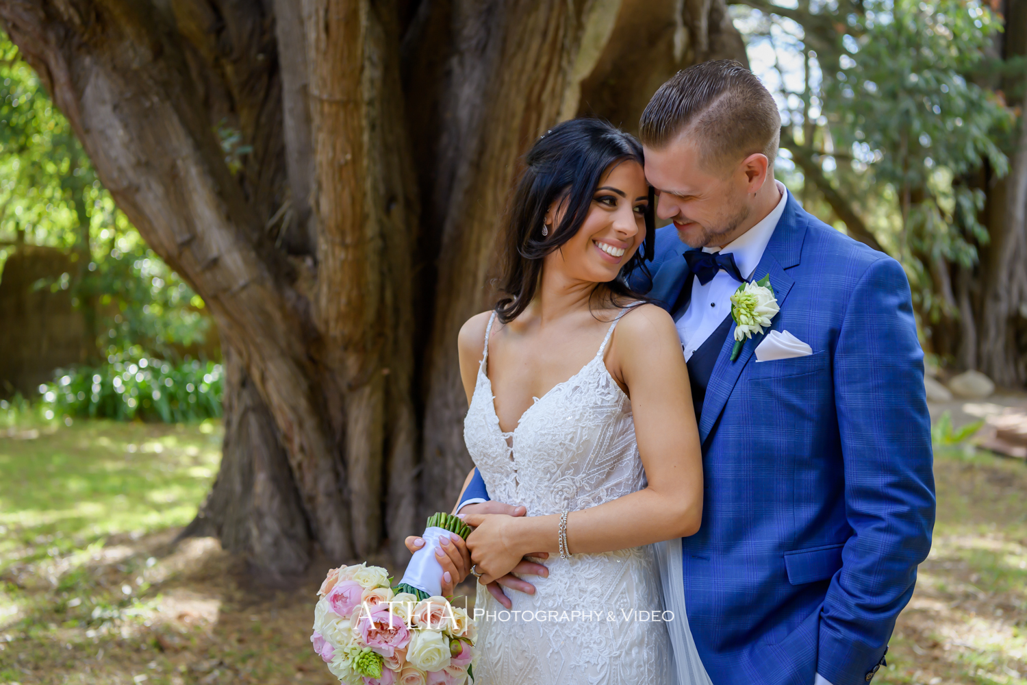 , Melbourne Wedding Photography by ATEIA Photography & Video