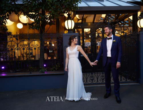 St Andrews Conservatory Wedding Photography by ATEIA Photography & Video