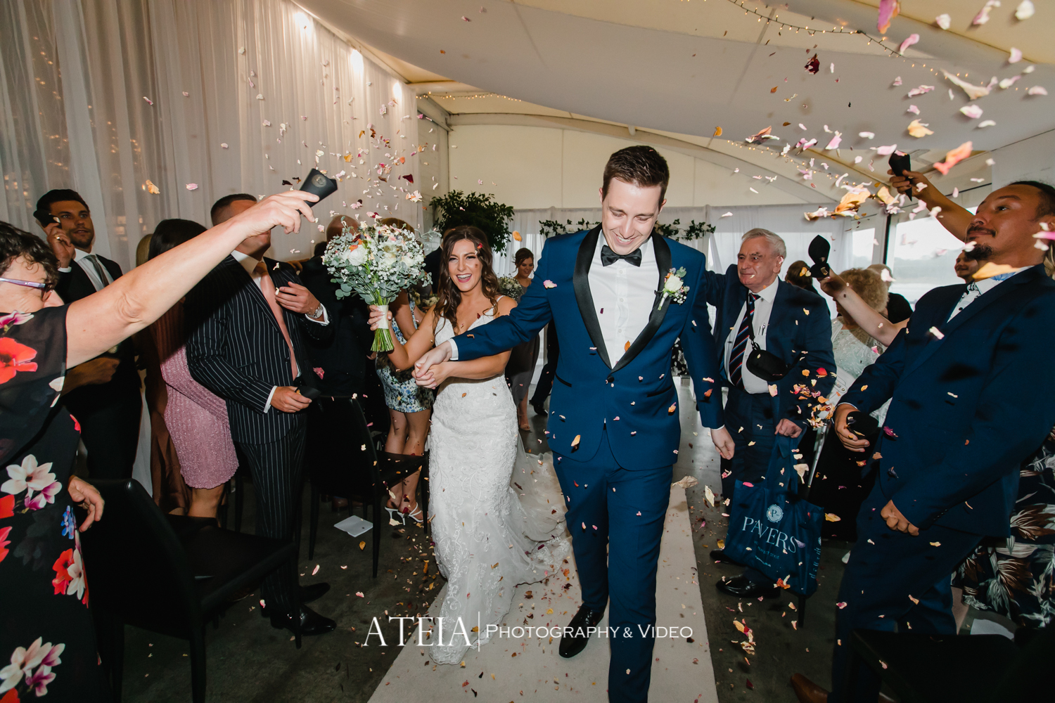 , The Park Albert Park Wedding Photography by ATEIA Photography & Video