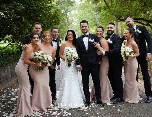 Sheldon Receptions Wedding Photography Melbourne by ATEIA Photography & Video