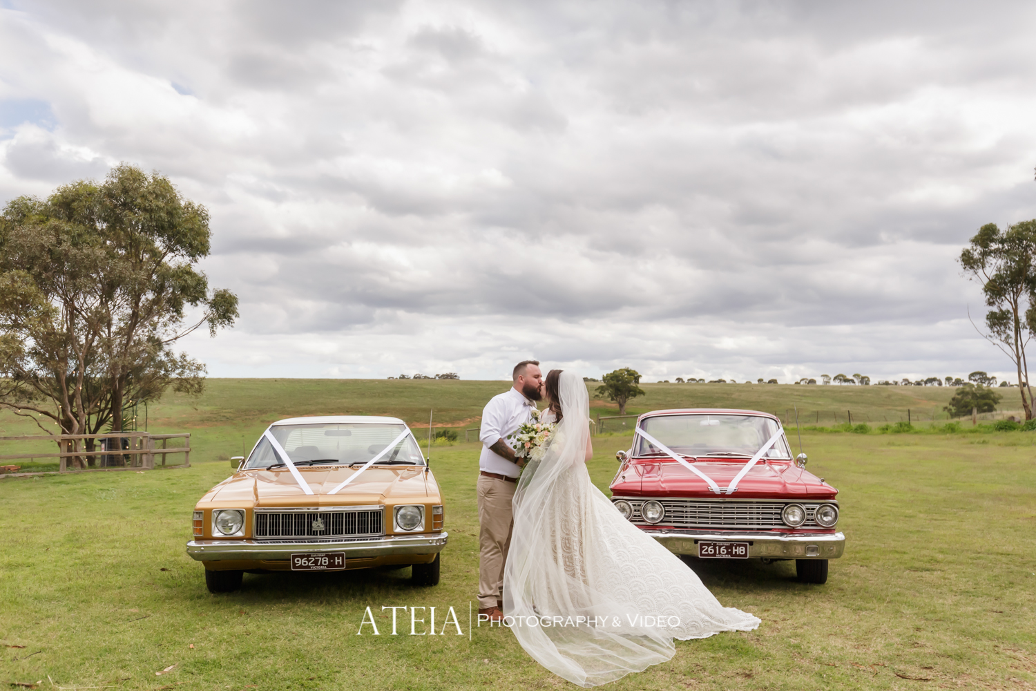 , Warrawong Woolshed Wedding Photography by ATEIA Photography & Video