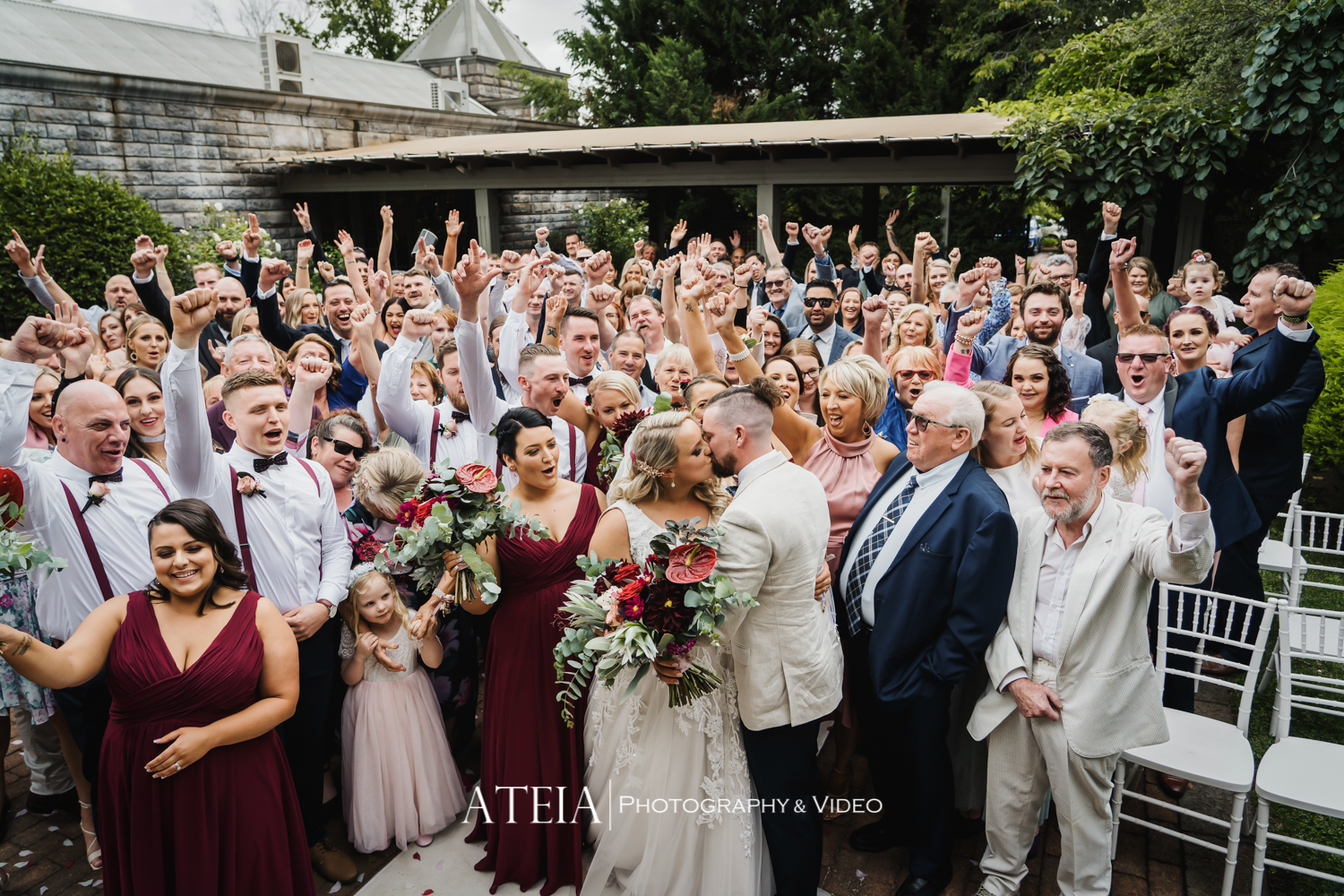 , Witchmount Winery Wedding Photography Plumpton by ATEIA Photography & Video