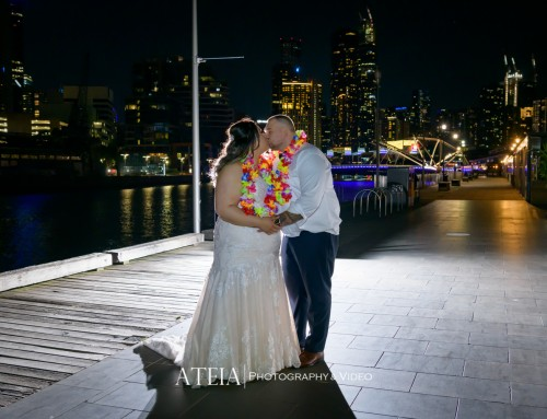 Showtime Events Wedding Photography Docklands by ATEIA Photography & Video
