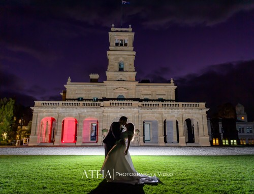 Werribee Mansion Wedding Photography Melbourne by ATEIA Photography