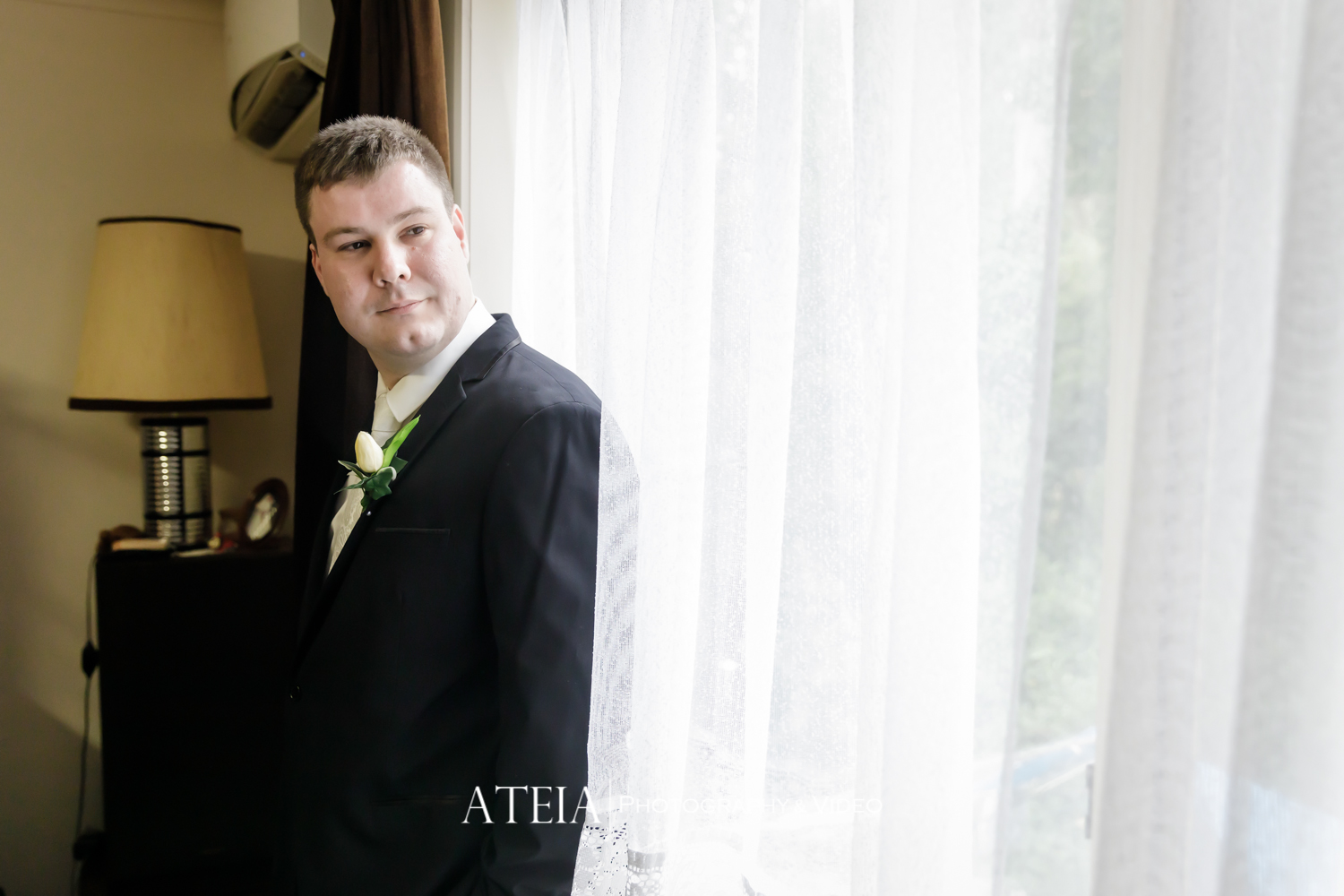 , Mulgrave Country Club Wedding Photography by ATEIA Photography & Video
