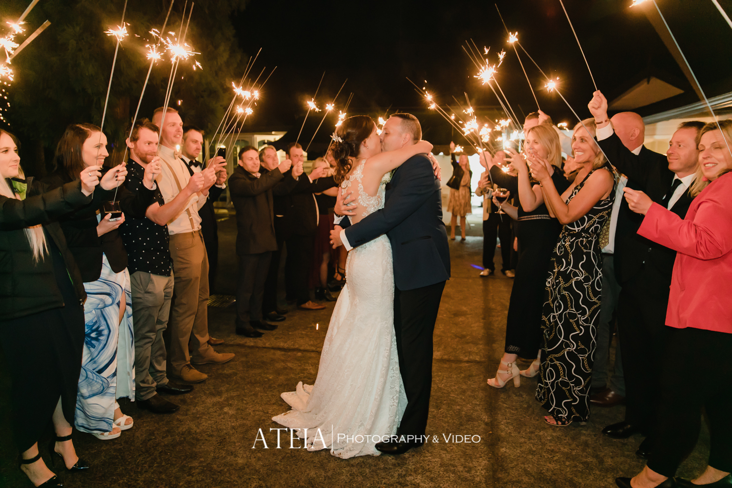 , Nathania Springs Wedding Photography Melbourne by ATEIA Photography & Video