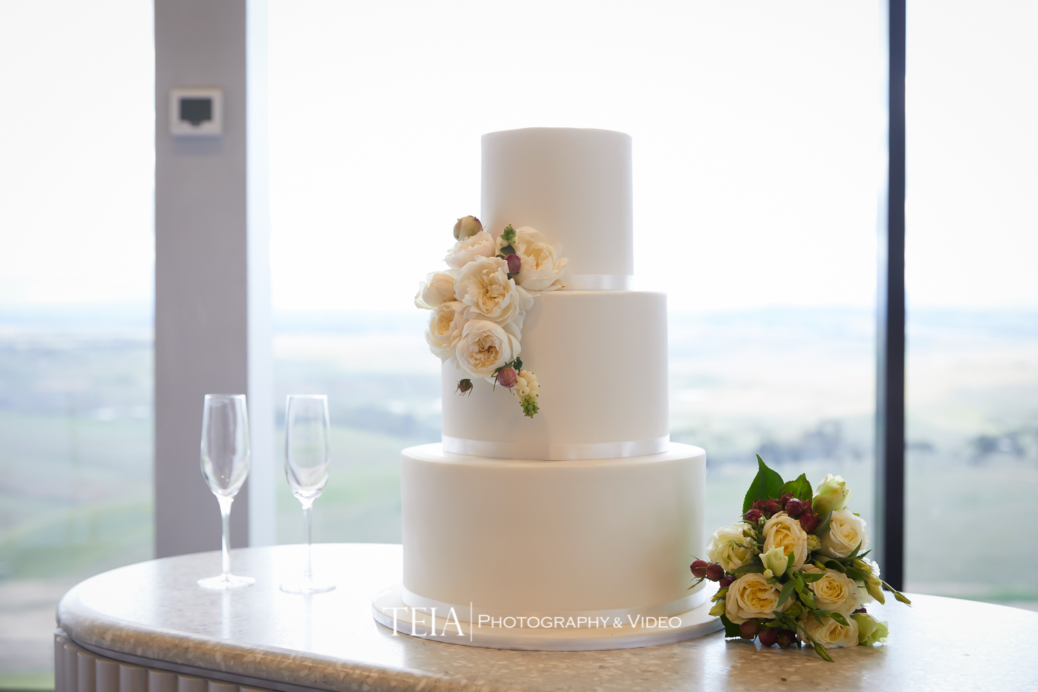 , Marnong Estate Wedding Photography Mickleham by ATEIA Photography & Video