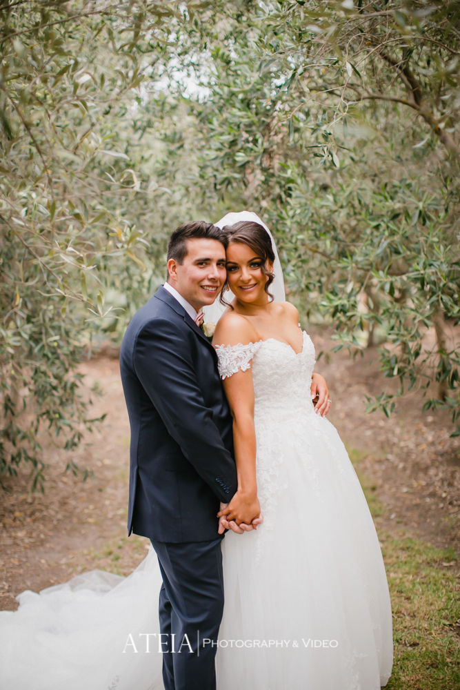 , Simona and Rory's Melbourne Wedding Photography by ATEIA Photography & Video