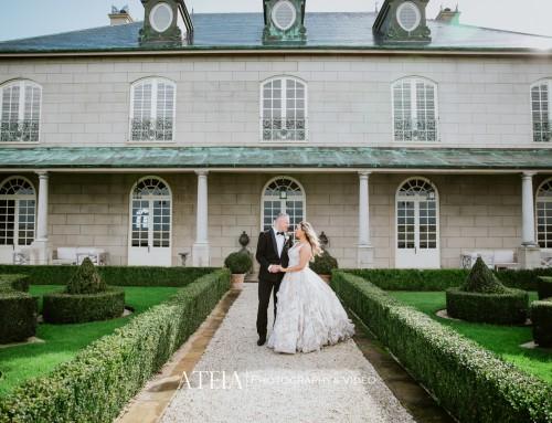 A COVID19 Wedding in Victoria's Most Elegant Venue
