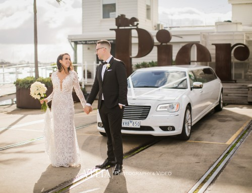 The Pier Wedding Photography Geelong by ATEIA Photography & Video